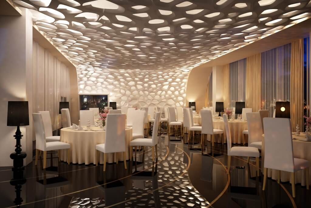 stretch-ceilings-for-your-restaurant